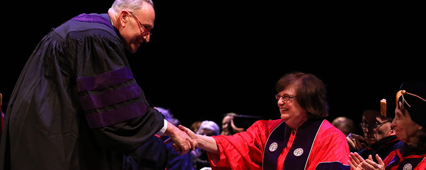 Law School Celebrates 118th Commencement