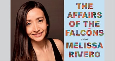 Melissa Rivero '08: Acclaimed Debut Novel Reveals an Immigrant's Story