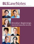Brooklyn Law Notes Fall 2011