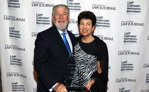 Trustee Lawrence Sucharow '75 Honored with Lifetime Achievement Award by The National Law Journal
