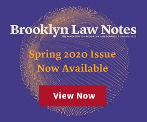 Law Note Spring 2020