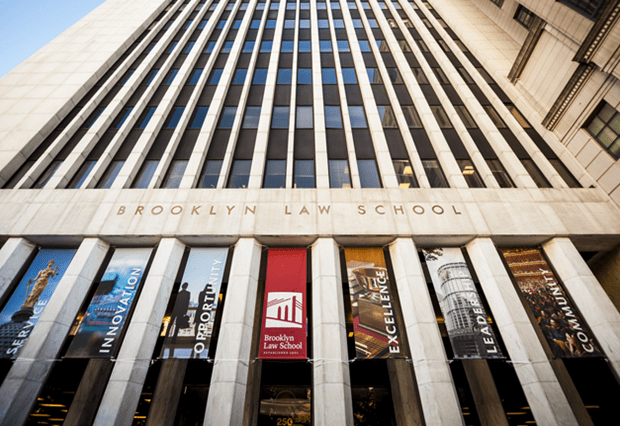Main Brooklyn Law School Building